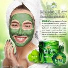Herb Clay Herb Inside Mark just 9 minutes to remove toxins under
