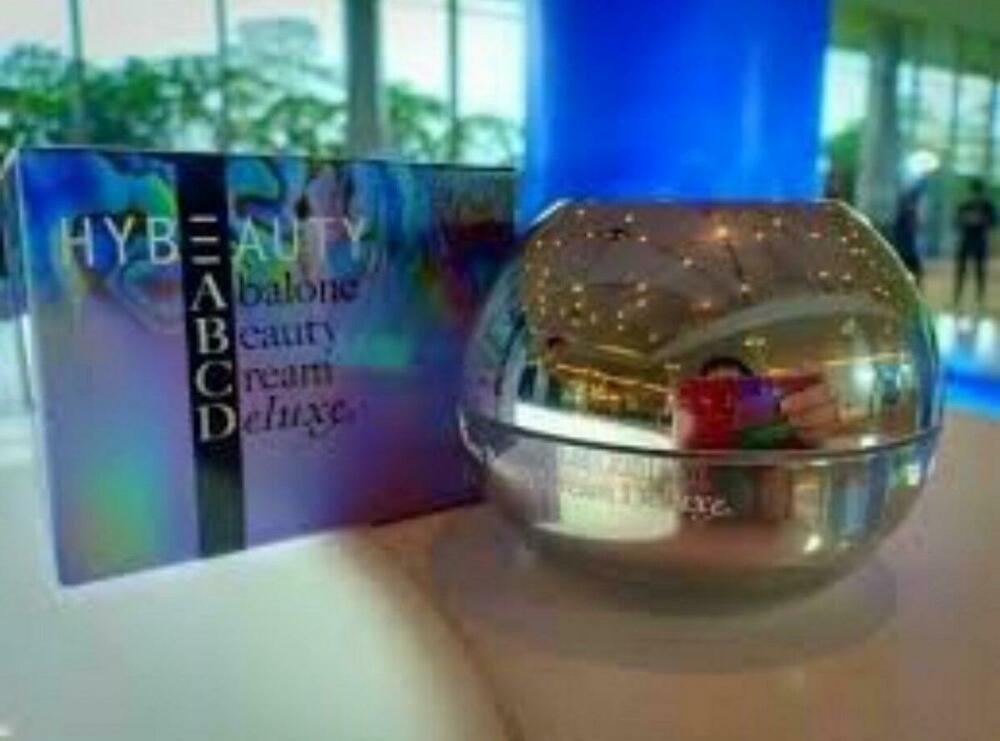 3 HyBeauty Abalone Cream Deluxe V-Shape Anti-Again Lightening Skin 50g