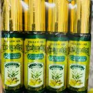 24X Green Herb Yellow Oil Massage Muscle Pain Relief Thai Natural