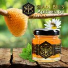 1 Pack Siam Bees venom Balm yellow with aromatic Thai material rel