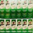 6X 20CC Wangphrom Herbal Green Oil Barleria Lupulina Massage Pain rel