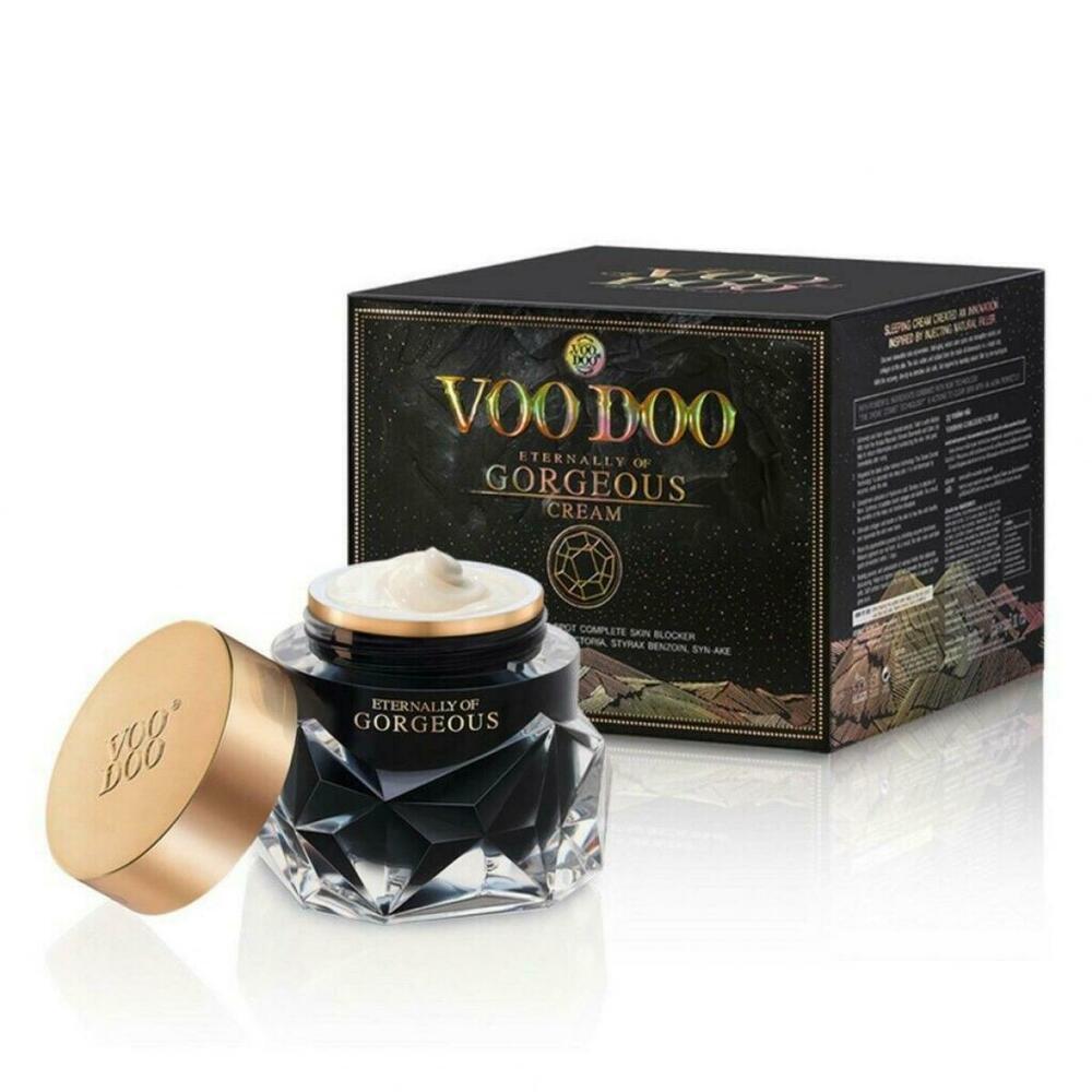 Voodoo Gorgeous Cream Natural Filler anti wrinkles aging dark spots 3