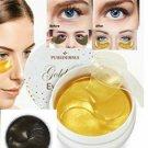 Gold Collagen Eye Mask Eye Mask Black Pearl Gold Collagen by Gold
