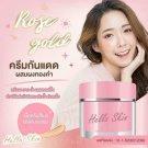 3 Boxes Sunscreen Rose Gold Sun Skin foundation SPF50 PA plus plus
