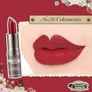 No20 Colossem Beauty Cottage Semi-Matte Lipstick Elegant Impressionist long