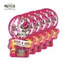5pc Beauty Cottage Mask Sheet Pearl Rose Bright Essence Amino acid