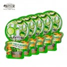 5pc Beauty Cottage Aloe Vera Extract Cucumber Double Soothing Mask Sh