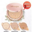 #No03 Warm Beige Ribbons Foundation Power Bk beauty Mirror Naturul Sk