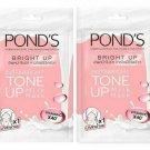 4X Ponds White Beauty Instabright Tone-up Milk Mask VIT-C 25g