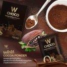 1 X W CHOCO Instant Drink Powder Control Weight Cholesterol 0 burn