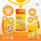 New CC Vitamin C Zinc 1000 Mg Skin healthy from within Reduce a