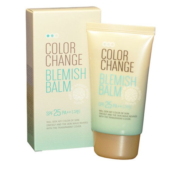 Welcos Color Change Blemish Balm BB Cream SPF 25 PA plus plus 5