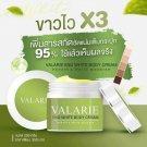Valarie End White Body Cream Repair White Booster Brighten Skin 250g