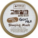 Made in Nature : Goat Milk Sleeping Mask 3.53 Oz  with Goat