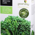 3 x Green Day Vacuum-Fried Broccoli 100 Natural Low Fat Healthy Sn