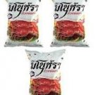 Manora the Authentic Thai Fried Shrimp Chips 85g/3oz X36 Bags Product