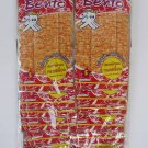 Bento Squid Seafood Snack Sweet & Spicy (Wt. 6g X 12 Bags)