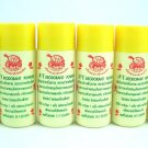 JT THAI HERBAL WHITENING DEODORANT POWDER ANTIPERSPIRANT UNDERARM & FOOT