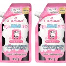 A Bonne Spa Milk Salt Shower 350 g. x 4 pcs.