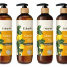 NATURAL by WATSONS Marula Shampoo and Conditioner Set 2 - Free Fro