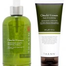 THANN Oriental Essence Aromatherapy Shampoo and Conditioner Set with Org