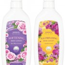 Watsons Rose Water and Orchid Scented Body Lotion Set.