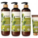 NATURAL by WATSONS Olive Bath and Body Set 2- Free From Paraben