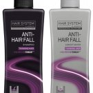 Hair System by Watsons Anti-hair Fall Shampoo and Conditioner Set.