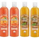 Watsons Orange and Tamarind Exfoliating Shower Gel with Jojoba Oil Se