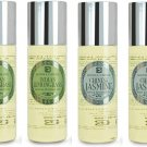 DONNA CHANG Lemongrass and Jasmine Bath & Massage Oil Set.