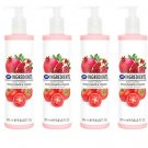 Boots Ingredients Pomegranate & Tomato Body Lotion - 290 ml x 4.