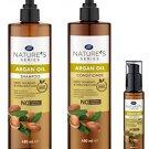 Natures Series Argan Oil Hair Set 7.