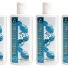 BERGAMOT Herbal Extract Shampoo For Healthy Hair. 200 ml. x 6 pcs.