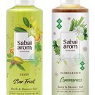 Sabai Arom Shower Gel Set 3.