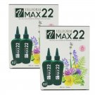New 1 Box 2 Bottles From Spain Hair Care Natural Treatment Hair Growth VELFORM MAX22 (Pack of 2)