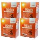 4 Boxs 40 Sachets Verena NUTROXSUN UVA UVB Natural Dietary Supplement