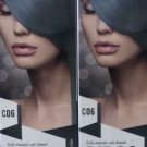 1 Box C06 Shining Gray DIPSO Professional Colorme hair color 6 Pas