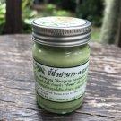 60 g Thai Organic Herbal Oil Yanang Bencharong Beeswax Gua Sha Mas