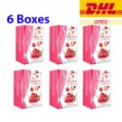 6x Fruity Collagen Plus Nourishes Skin Nails Hair Healthy Anti Aging