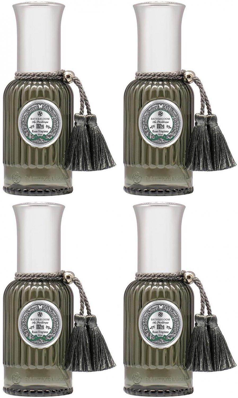 DHL BATH & BLOOM MAI (MAY) ROOM FRAGRANCE 100ML TUMTIM T33 VALUE SET 4 PCS/PACK