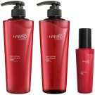 HAIR PRO BY WATSONS HEAT ACTIVE HAIR SERUM 100ML + HAIR TUMTIM T13  3 PCS/PACK