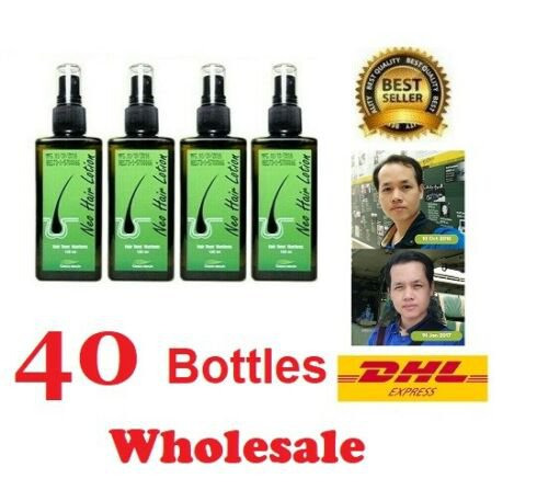 40X Neo Hair Lotion Various Herbs Extracted Hair Loss Treatments Root