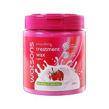 1 Unit X Watsons Conditioning Treatment Hair Wax Yoghurt Natural Extr