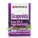 Nutrakal Grapevida 60 capsules.( )