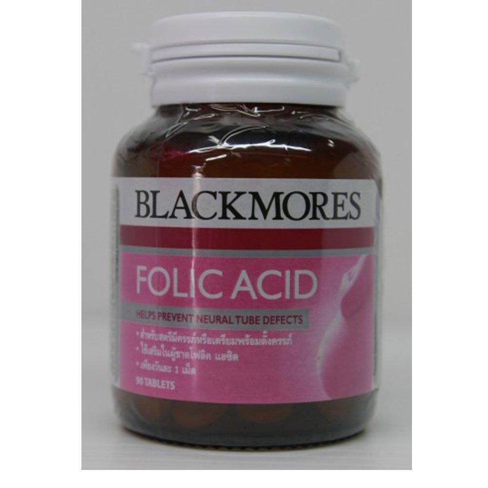 Blackmores Viltamins Folic Acid 90 Tab.()