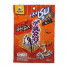 TARO Sauce Coated Fish Snack Spicy Cuttlefish Flavoured 22g X 4 Pa