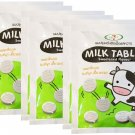 Milk Tablet ROSCELA Thai Brand Sweetened Flavour Candy 20 g. (Pack