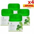 4 x Centella Soap By Chariya organic extracts Deep cleaning Skin r