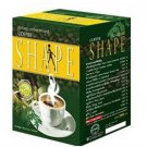 Coffee Chape mixed with Moringa Ginseng Herbal Drink weight control n