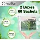 Giffarine Chlorophyll C-O Apple Extract Break Down Fat Health Skin 60